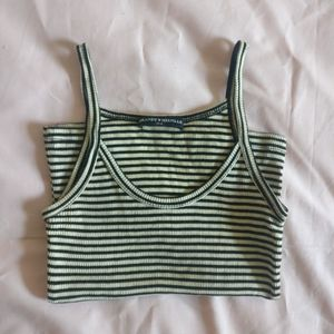 Brandy Melville Striped Tank Top